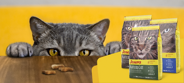 josera karma dla kota
