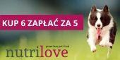nutrilove 5+1 gratis baner boczny