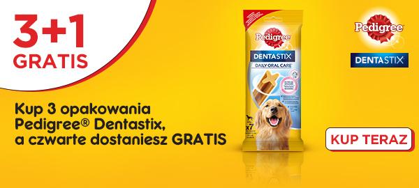 pedigree promocyjne zestawy przysmaków dentastix