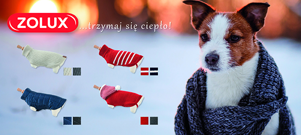 zolux ubranka dla psa baner glowny