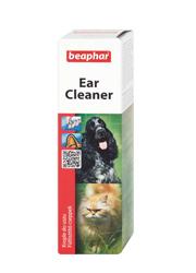 BEAPHAR EAR CLEANER KROPLE DO PIELĘGNACJI USZU