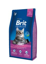 BRIT PREMIUM CAT LIGHT KARMA DLA KOTÓW