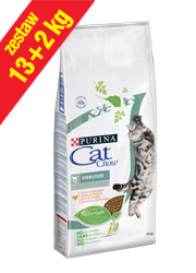 CAT CHOW ADULT SPECIAL CARE STERILIZED