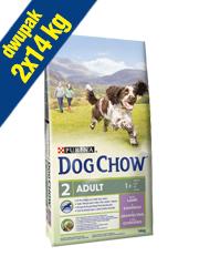 DOG CHOW ADULT Z JAGNIĘCINĄ