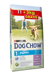DOG CHOW PUPPY Z JAGNIĘCINĄ