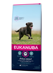 EUKANUBA ACTIVE ADULT LARGE BREED KARMA DLA PSA
