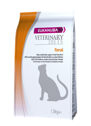 EUKANUBA CAT VETERINARY DIETS RENAL