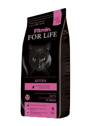 FITMIN CAT FOR LIFE KITTEN KARMA DLA KOCIĄT