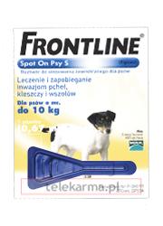 FRONTLINE SPOT ON S