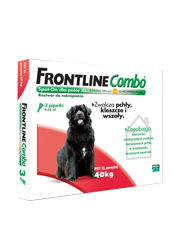 FRONTLINE COMBO XL KROPLE SPOT ON DLA PSA