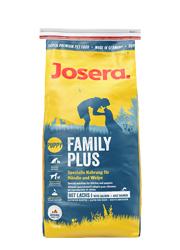 JOSERA PUPPY FAMILY PLUS KARMA DLA SZCZENIĄT I SUK