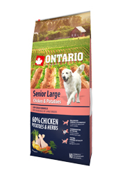 d48b6c4360a047 Telekarma.pl - karma Ontario senior large chicken and potato karma ...