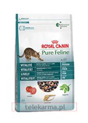 ROYAL CANIN FELINE PURE N.03 WITALNOŚĆ