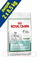ROYAL CANIN MINI STARTER MOTHER&BABYDOG