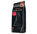 FITMIN DOG FOR LIFE ADULT BEEF/RICE 14+2kggratis