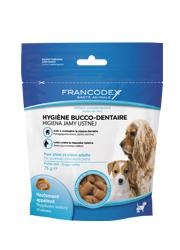 FRANCODEX PRZYSMAKI DLA PSA - higiena jamy ustnej