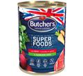 BUTCHERS SUPERFOODS GARDEN VEG KARMA DLA PSA z wołowiną i warzywami