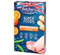 BUTCHERS SUPER FOODS PRZYSMAK DLA PSA z kaczką i pomarańczą