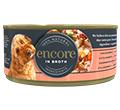 ENCORE DOG MOKRA KARMA DLA PSA pierś z kurczaka z szynką i warzywami.