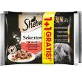 SHEBA SELECTION DLA KOTA soczyste smaki w sosie 1+1 gratis