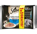 SHEBA SELECTION DLA KOTA rybne smaki w sosie 1+1 gratis