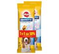 PEDIGREE DENTASTIX 77g promocja 1+1 za pół ceny 1+1za50%