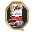 SHEBA CLASSICS KARMA DLA KOTA - z wołowiną w pasztecie