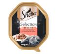 SHEBA SELECTION KARMA DLA KOTA - z wołowiną w sosie