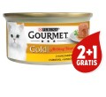 GOURMET GOLD MELTING HEART KARMA DLA KOTA z kurczakiem 2+1gratis