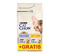 CAT CHOW KITTEN Z KURCZAKIEM + 2 saszetki gratis