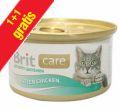 BRIT CARE CAT KARMA DLA KOCIĄT - z kurczaka dostępne do wyczerpania zapasów
