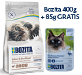 BOZITA CAT INDOOR / STERILISED KARMA DLA STERYLIZOWANEGO KOTA z reniferem