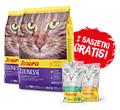 JOSERA CAT CULINESSE KARMA DLA KOTA 2x2kg+2saszetki