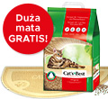 CATs BEST ORIGINAL ŻWIREK DLA KOTA 20l + mata gratis