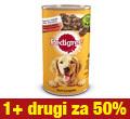 PEDIGREE KARMA DLA PSA - z wołowiną 1200g promocja 1+1 za pół ceny