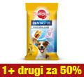 PEDIGREE DENTASTIX MINI 110g promocja 1+1 za pół ceny
