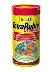 TETRA RUBIN GRANULES • POKARM DLA RYB TROPIKALNYCH •
