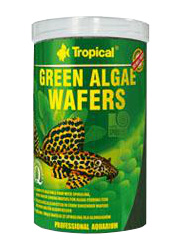 TROPICAL GREEN ALGAE WAFERS POKARM DLA GLONOJADÓW