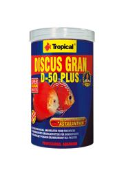 TROPICAL DISCUS GRAN D-50 PLUS POKARM DLA RYB