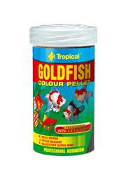TROPICAL GOLDFISH COLOR POKARM DLA RYB