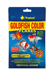 TROPICAL GOLDFISH COLOR POKARM DLA RYB