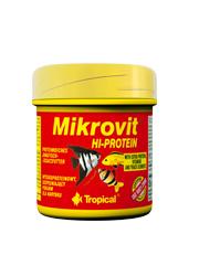 TROPICAL MIKROVIT HIGH PROTEIN POKARM DLA RYB