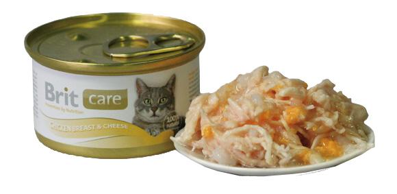 Brit care mokra karma dla kota
