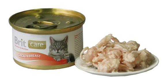 Karma Brit Care dla kota - puszki