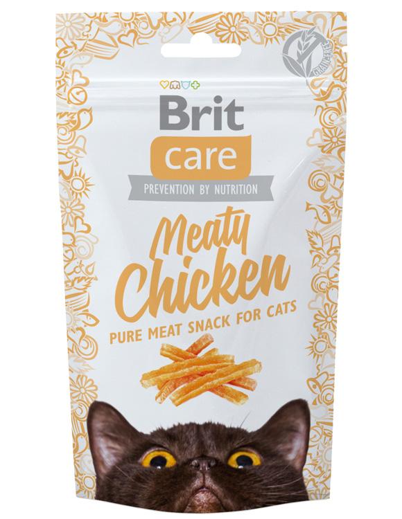 8595602521357 brit care przysmaki mięsne dla kota