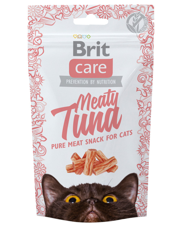 8595602521364 brit care przysmaki mięsne dla kota