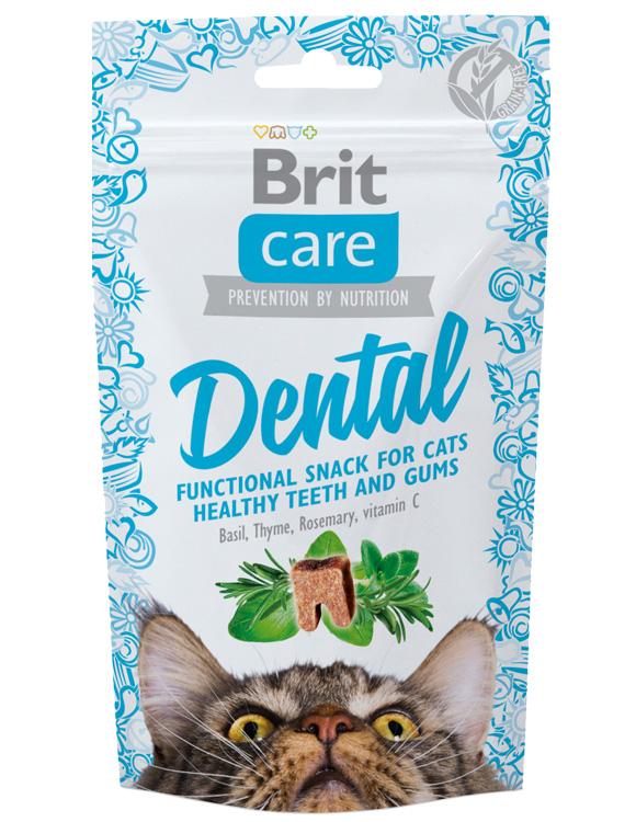 8595602521371 brit care przysmaki dentystyczne dla kota
