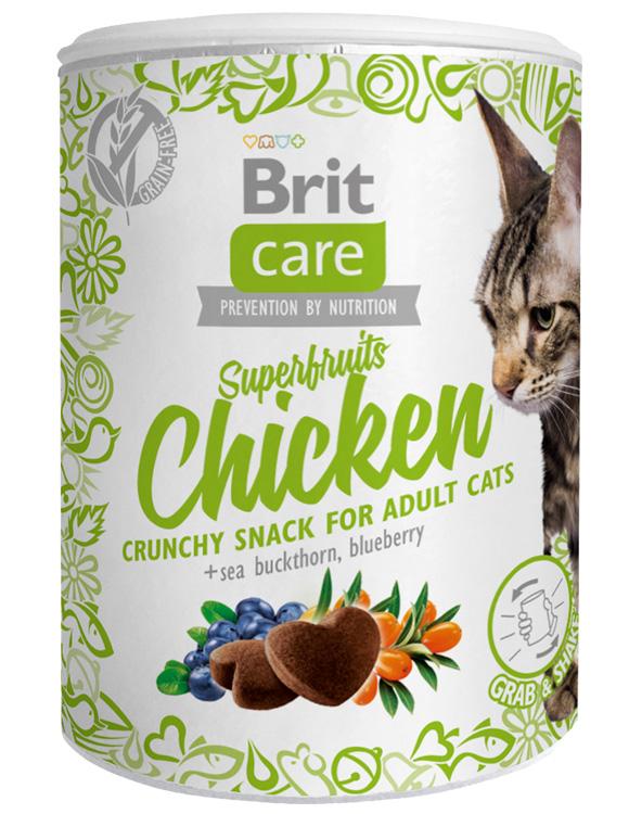 8595602521432 brit care przysmaki  dla kota