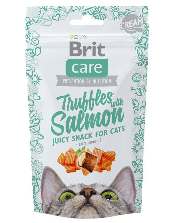 8595602521456 brit care przysmaki dla kota