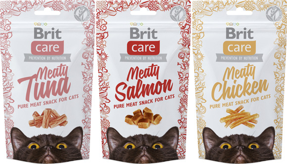Brit Care Przysmaki miesne dla kota